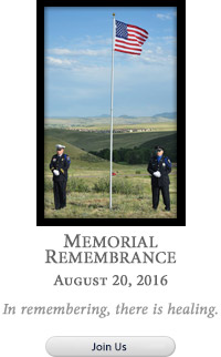 Air Medical Memorial 2016 Remembrance Ceremony