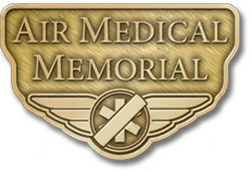 Air Medical Memorial Lapel Pin